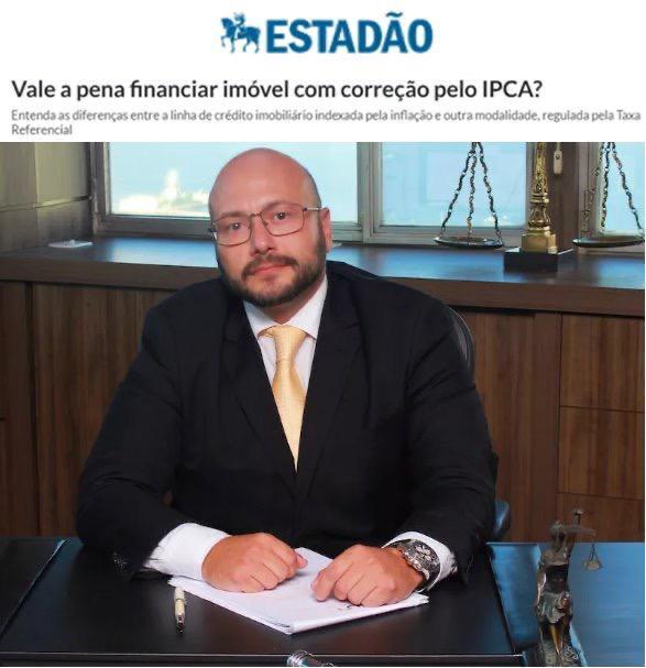 TR x IPCA para financiar imóvel