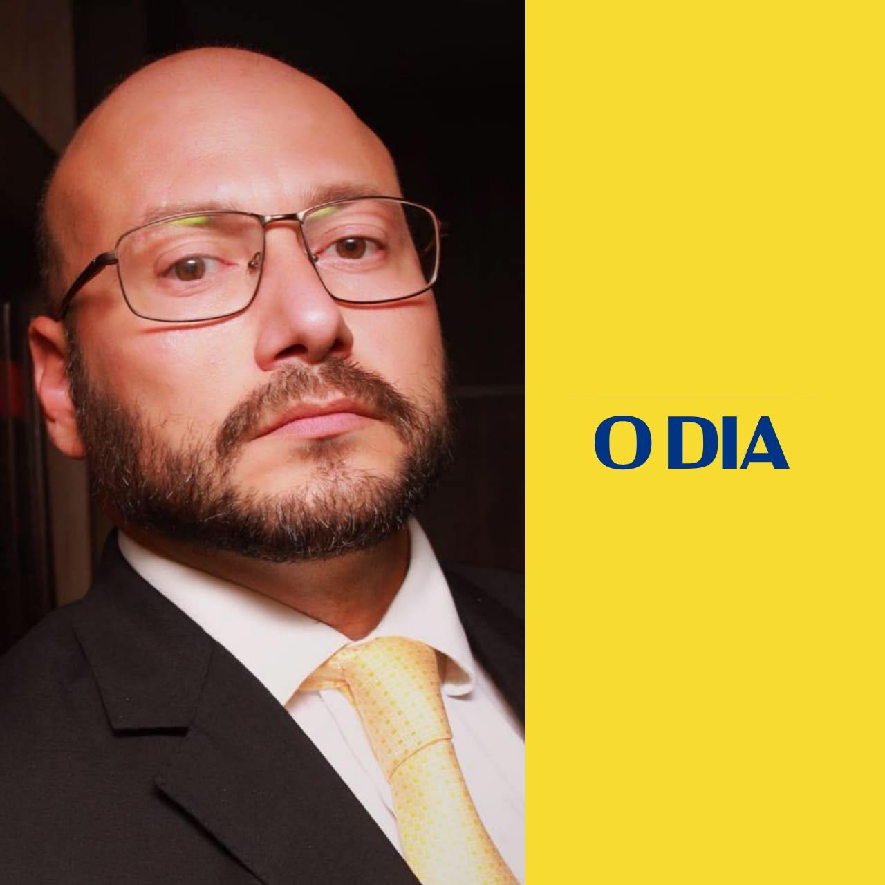 Matéria de autoria do advogado Rapahel Cataldo publicada no jornal O Dia