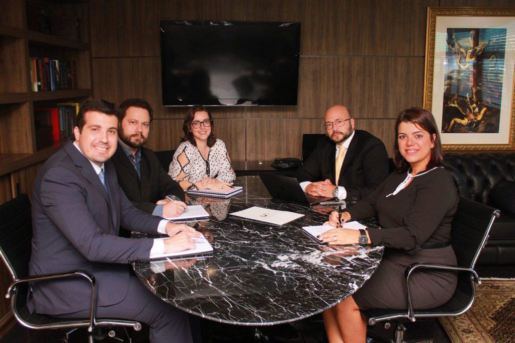 Equipe da Cataldo Siston Advogados