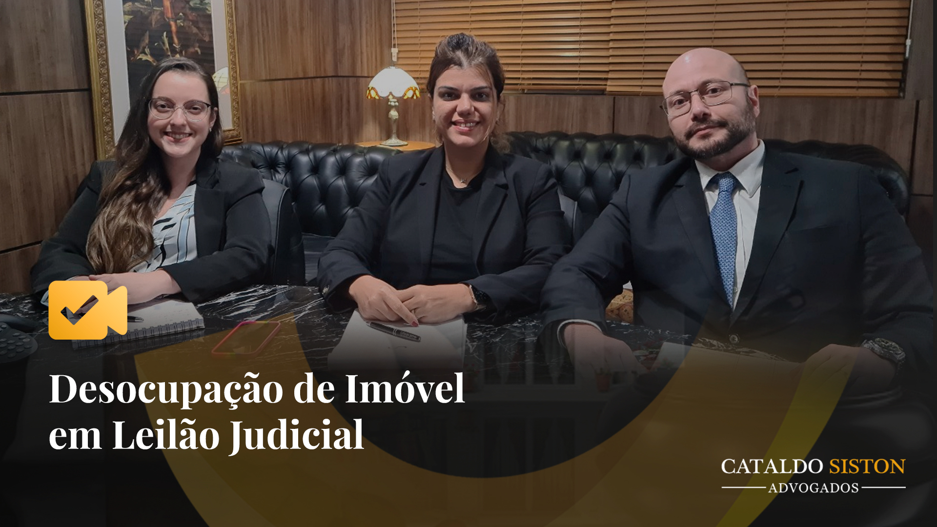 Desocupação de imóvel em leilão judicial | CATALDO SISTON